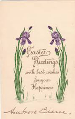 bierce_easter_card